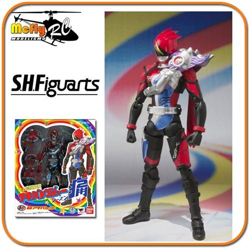 S.H Figuarts Sentai Power Ranger Akibaranger Super Akiba Red 2