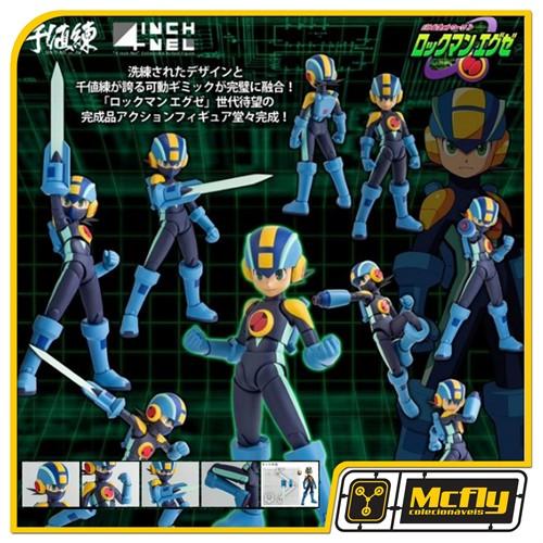 Sentinel: 4-Inch Nel Mega Man Rockman EXE