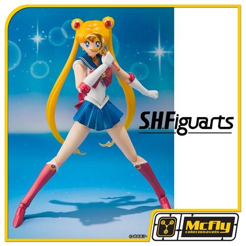 S.h.figuarts Serena Sailor Moon Bandai