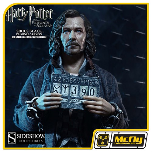 Sideshow Harry Potter Sirius Black 1/6 Ace Toys X-Plus