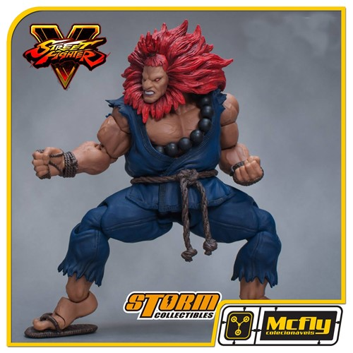 Storm Collectibles Akuma Street Fighter V