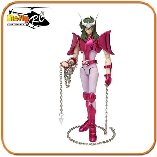 Saint Seiya Cavaleiros do Zodíaco Shun de Andrômeda EX Cloth Myth