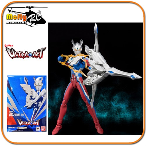 Ultraman Ultimate Zero Ultra Act Bandai Tamashi