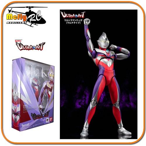 Ultraman Tiga Multi Type Ultra Act Bandai Tamashi Classico