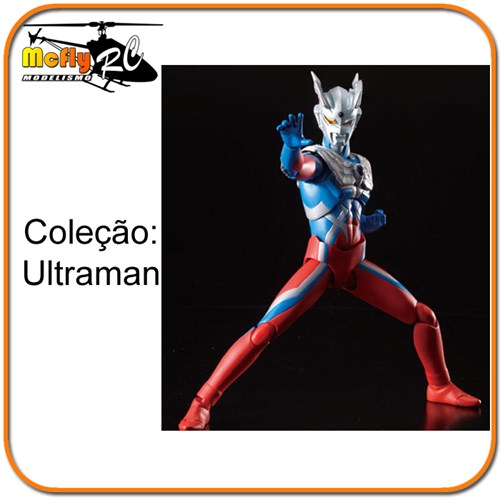 Ultraman Zero - Ultraman Ultra Act - Bandai Tamashi