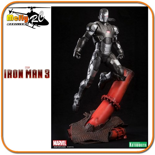 Iron Man 3 War Machine 1/8 Artfx Kotobukiya Marvel