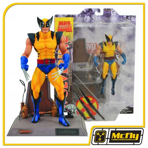MARVEL SELECT X-Men Wolverine