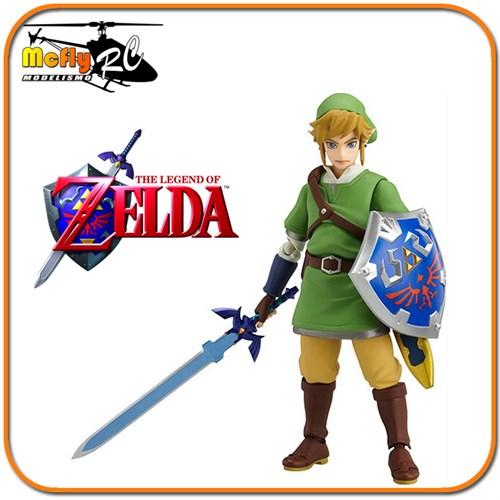 The Legend Of Zelda Skyward Sword Link Figma 153 Original NINTENDO