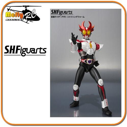 S.H Figuarts Masked Rider Agito Shining Form Kamen Rider
