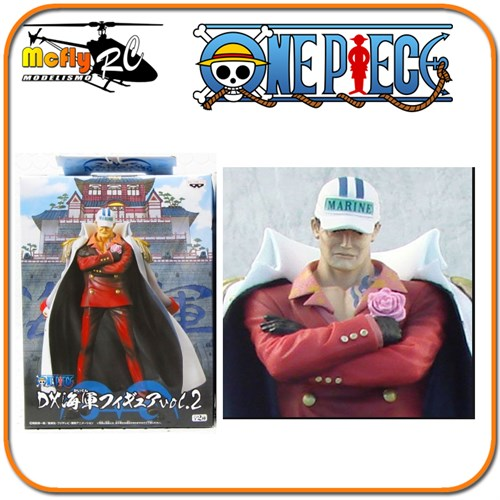 One Piece Akainu Dx Marine Figure Vol 2 Original