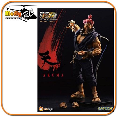 Super Street Fighter IV  Akuma Gouki 1/6 - Kids Logic