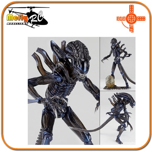 Revoltech Aliens Alien Warrior 016