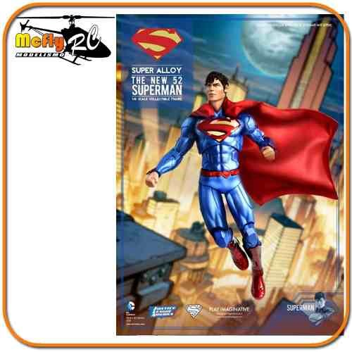 Super Alloy 1/6 Scale New 52 Superman Regular Edition