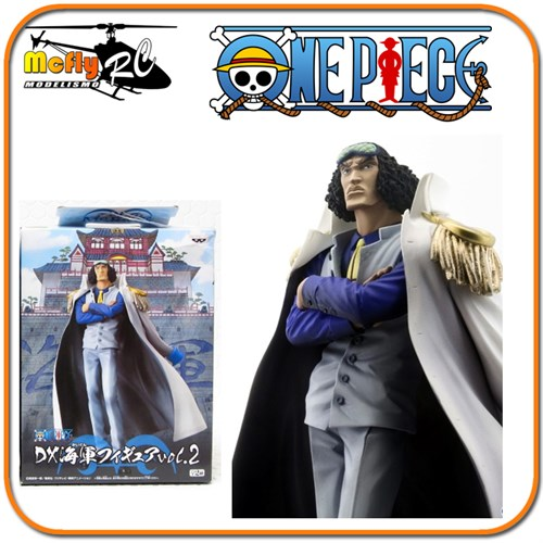 One Piece Aokiji Dx Marine Figure Vol 2 Original