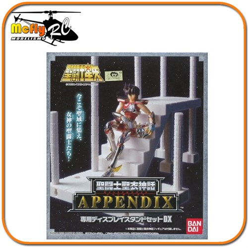 Cavaleiros Do Zodiaco Pedestais Appendix Dx Cloth Myth Base