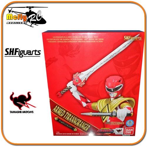 S.h.figuarts Power Rangers Armed Tyrannoranger Japonês Ranger