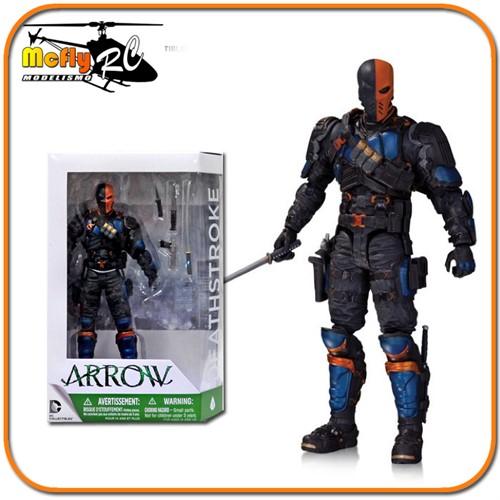 Arrow Deathstroke Action Figure - Dc Collectibles