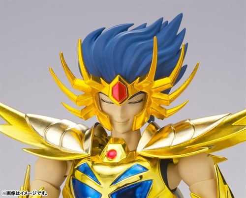 Saint Seiya Cavaleiros do Zodíaco Mascara da Morte de Câncer EX Cloth Myth
