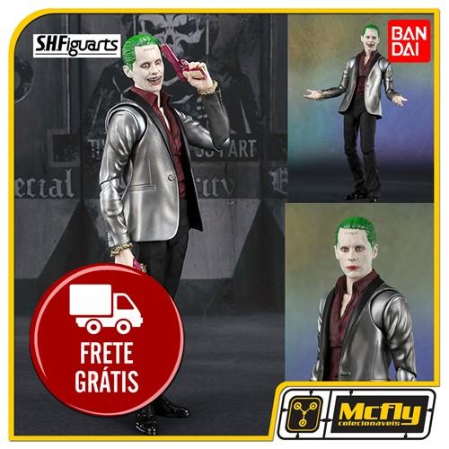 S.H.Figuarts The Joker Suicide Squad - O Coringa