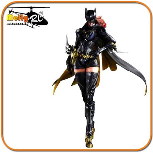Batgirl Play Arts Kai Batman Variant P/entrega Novo
