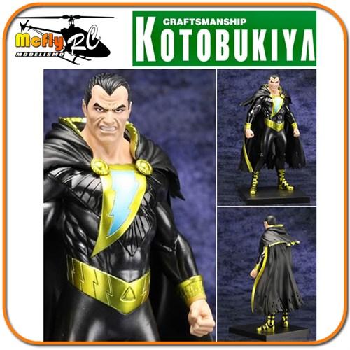 Kotobukiya Dc Comics Black Adam New 52 Liga Da Justiça Shaza