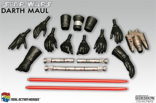 Star Wars Darth Maul Medicom Reissue Version 1/6 30cm