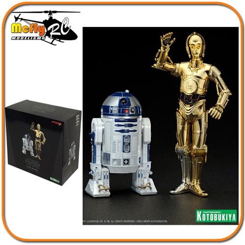Star Wars Kotobukiya R2-d2 E C3po Artfx