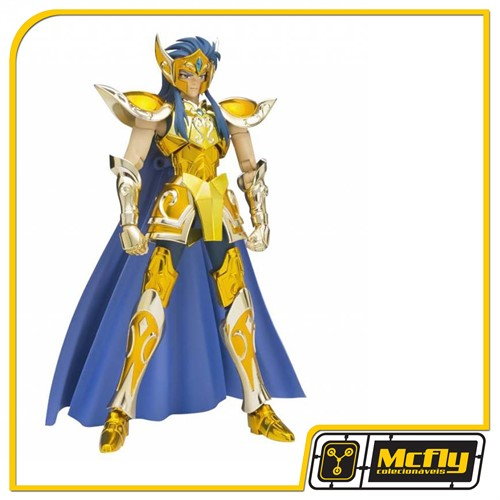 Cavaleiros Do Zodiaco Cloth Myth Camus De Aquario Ex Kamus