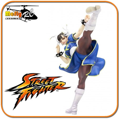 CHUN LI Street Fighter Bishoujo Kotobukiya