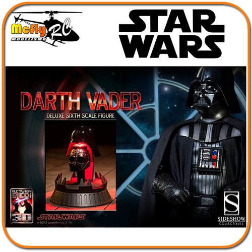 Star Wars DARTH VADER 1:6 Deluxe Sideshow
