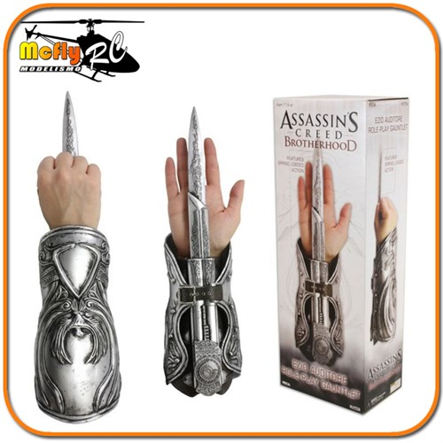 Assassins Creed Bracelete Ezio Auditore Roleplay Gauntlet