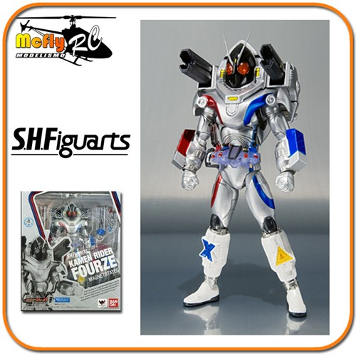 S.H Figuarts Kamen Rider Fourze Magner States Masked Rider