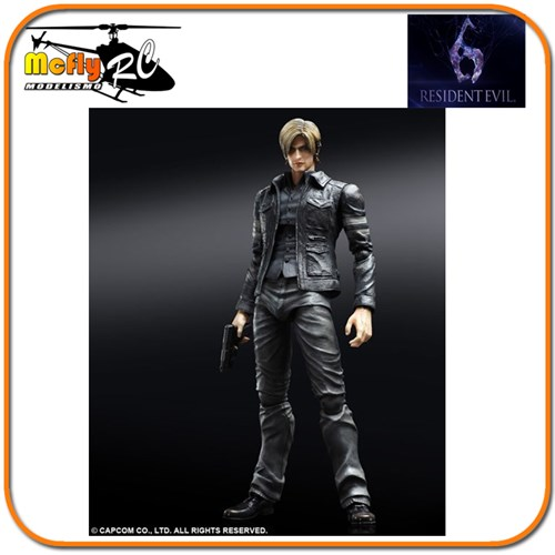 Resident Evil 6 Leon S. Kennedy Play Arts Kai Action Capcom