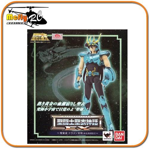 Cavaleiros Do Zodiaco Shiryu EX Dragao V2 Ex Cloth Myth Ex V2