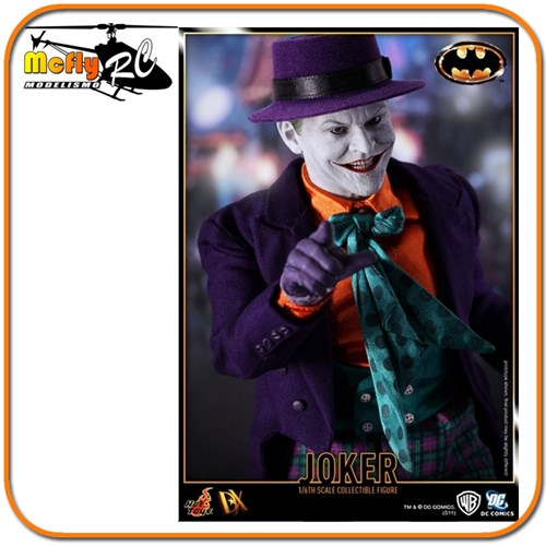 Hot Toys Joker Coringa 1989 Dx08 Jack Nicholson version