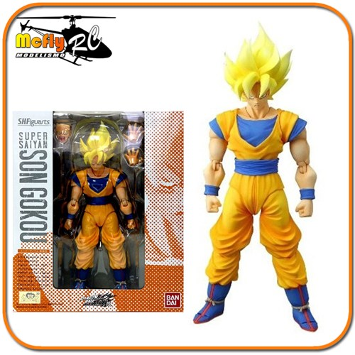 S.H. Figuarts Dragon Ball Z Goku SSJ
