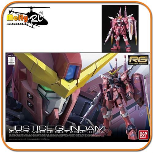Gundam RG #09 Justice ZGMF-X09A 1/144