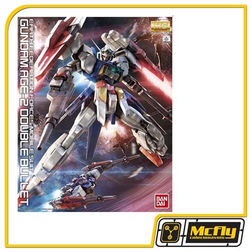 Gundam 1/100 MG Age-2 Double Bullet Mobile Suit Model Kit