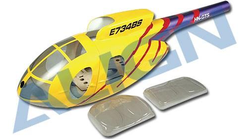 Fuselagem T-rex 250 HF2504 250 Scale 500E