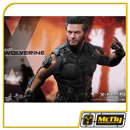 Hot Toys Wolverine X-MEN: DAYS OF FUTURE PAST MMS264