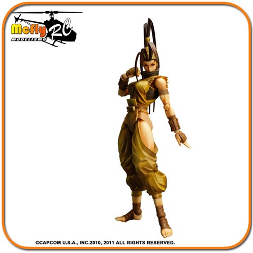 Play Arts Kai Super Street Fighter IV Ibuki