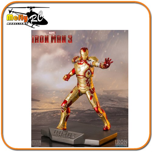 Iron Man 3 Art Scale Mark Xlii 1/10 (18cm) Iron Studios