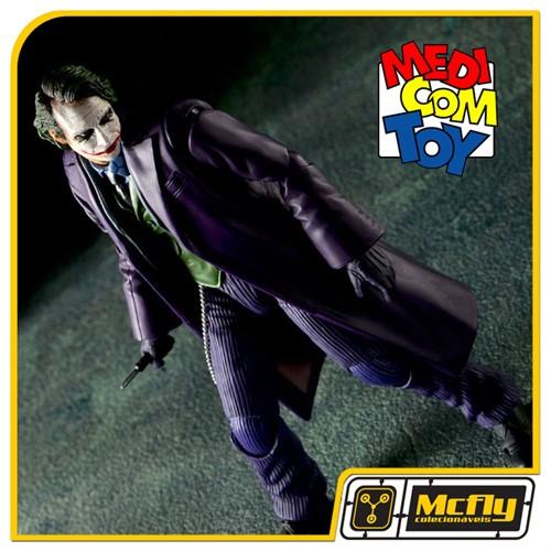 Medicom  Mafex 005 Joker Batman The Dark Knight