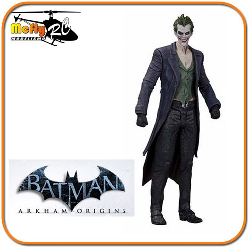 Coringa Arkham Origins Joker  DC Collectibles