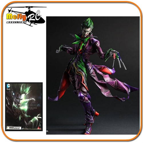Play Arts Kai Joker Variant Coringa