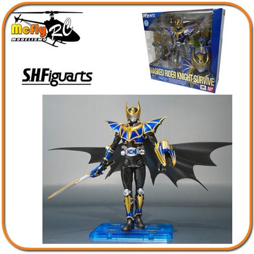 S.H. Figuarts Knight Survive Kamen Rider Masked
