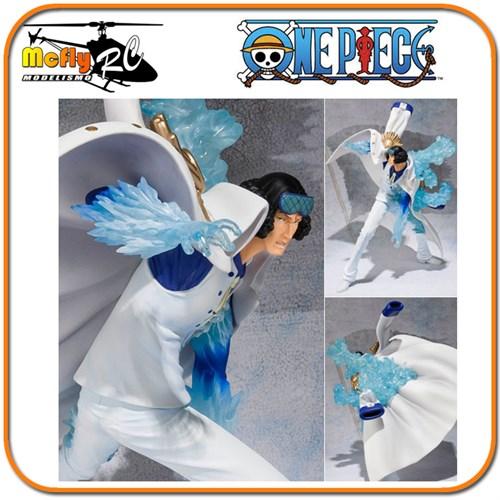 One Piece Figuarts Zero Aokiji Kuzan (battle Ver) - Bandai