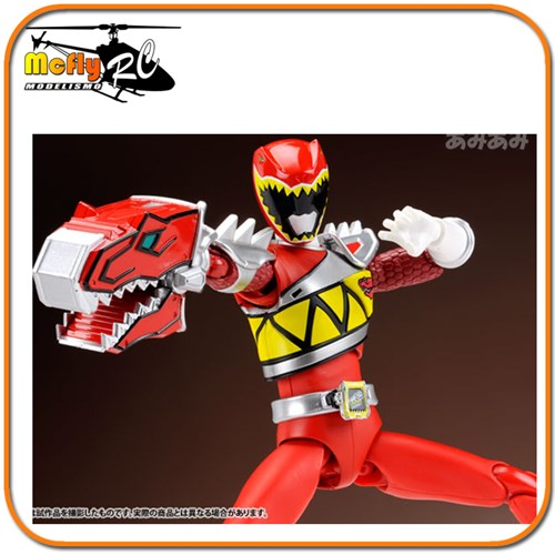S.h. Figuarts Kyoryu Red Zyuden Sentai Power Rangers