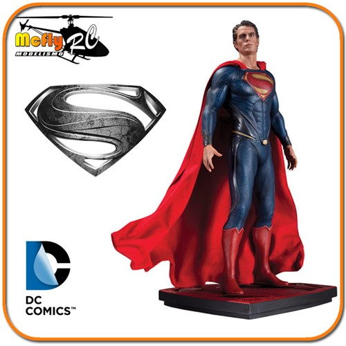 Superman Iconic Statue Man Of Steel Henry Cavill DC comics