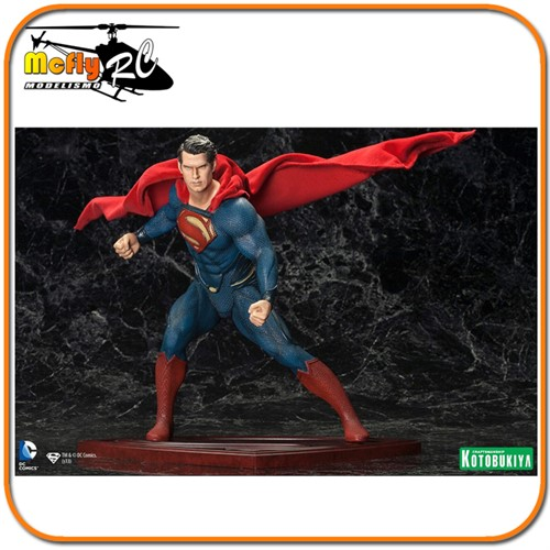 Kotobukiya Dc Comics Man Of Steel Superman Artfx